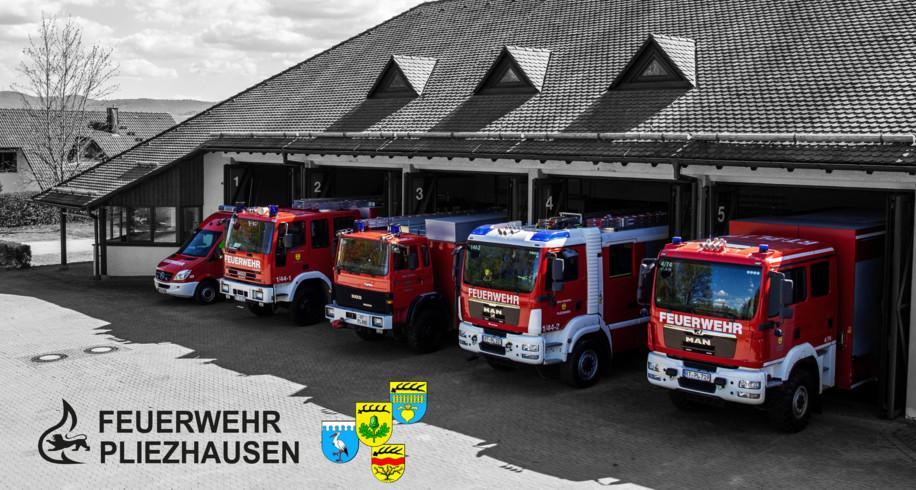 Feuerwehr Pliezhausen Logo